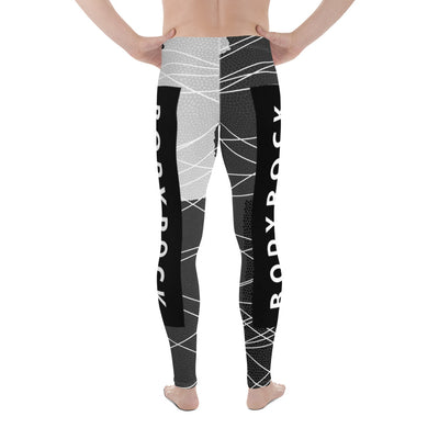 Image of BodyRock Men's BodyRock Leggings [variant_title] by BodyRock.Tv