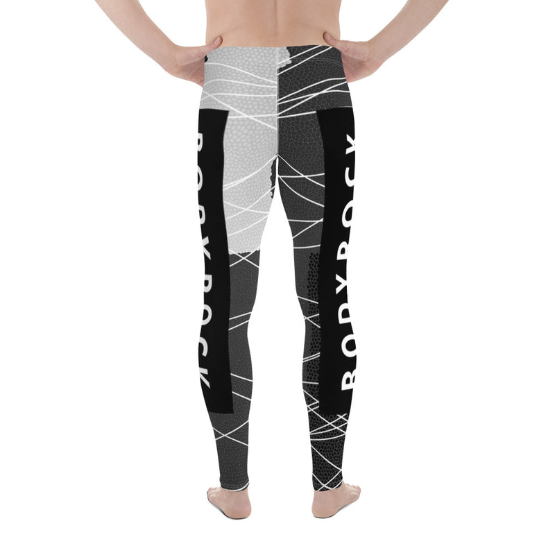 Image of BodyRock Men's BodyRock Leggings XS by BodyRock.Tv
