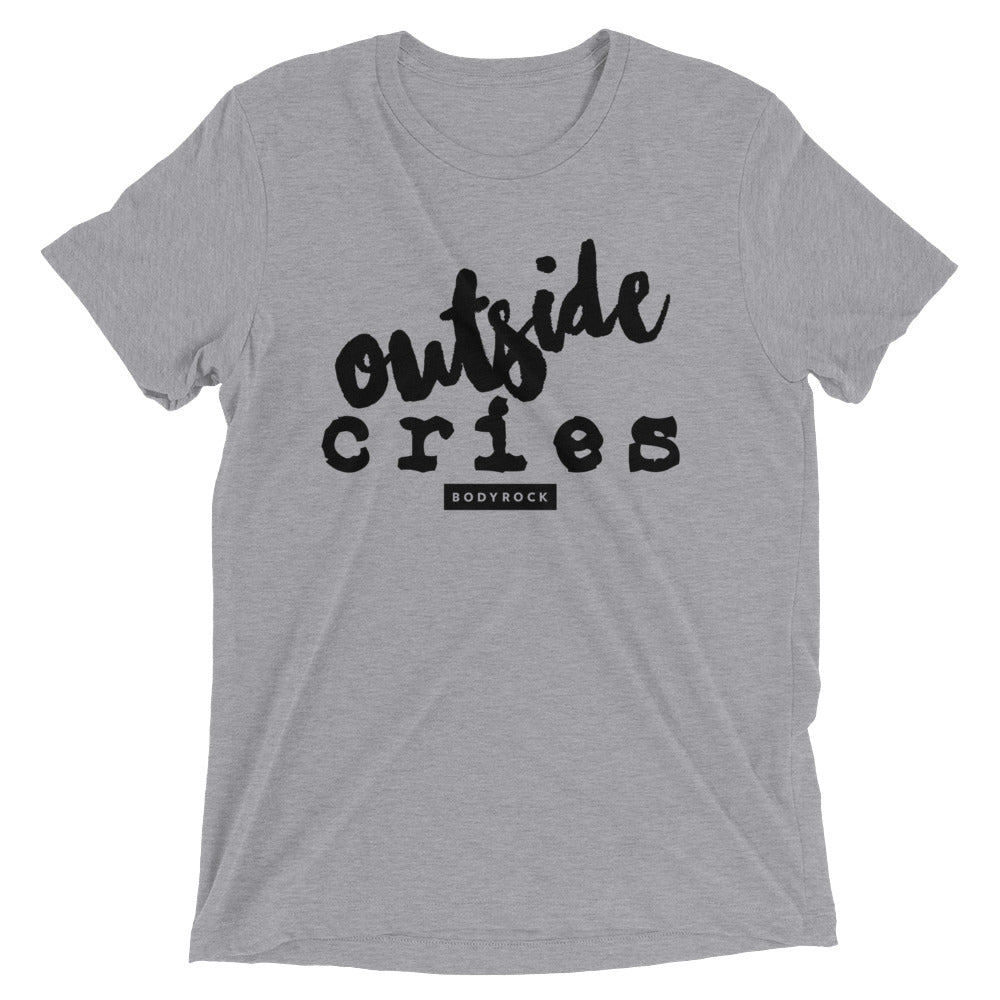 Outside Cries t-shirt