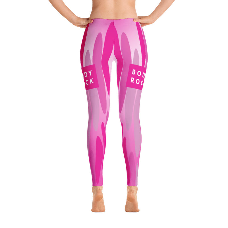 Image of BodyRock Women's BodyRock ovals Leggings [variant_title] by BodyRock.Tv
