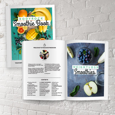 Image of BodyRock BodyRock Smoothie eBook [variant_title] by BodyRock.Tv