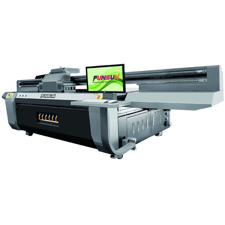 1325 UV FLATBED PRINTER