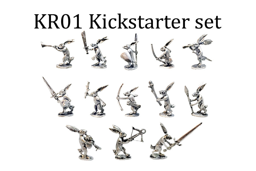 Killer Rabbits Kickstarter Set