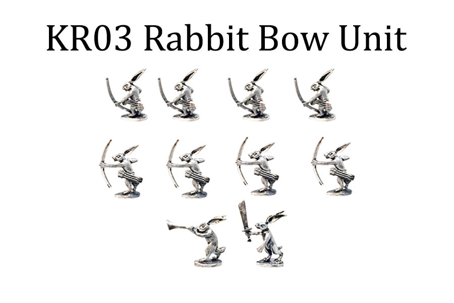 Killer Rabbits Bow Unit