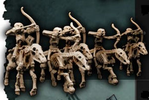 Skeleton Cavalry with Bows