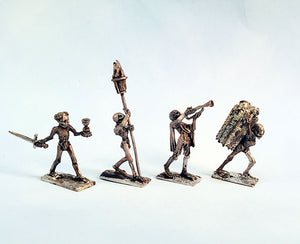 Skeleton Command Set 4