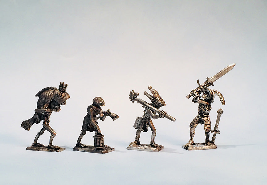 Skeleton Command Set 6