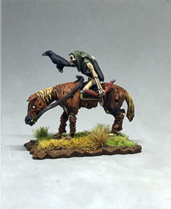 Mounted Pestilence Commander