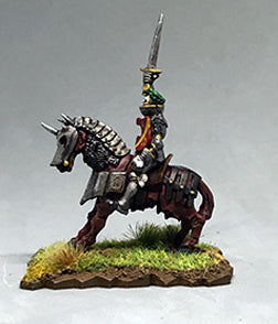 Mounted War Commander