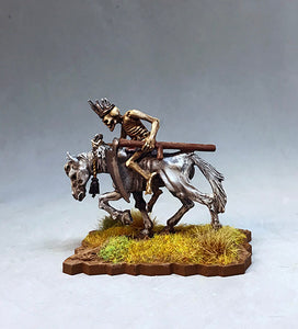 Mounted Death Commander
