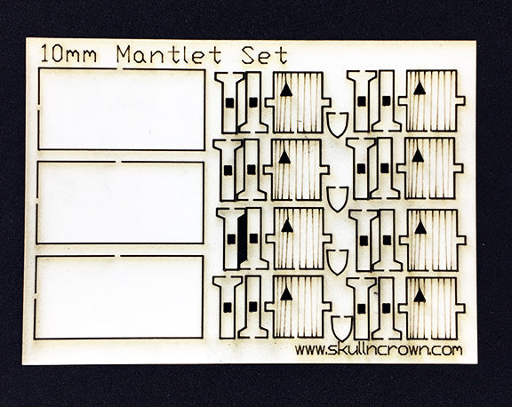 Mantlet Set (4 cards)