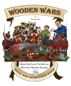 Wooden Wars - Rule Book