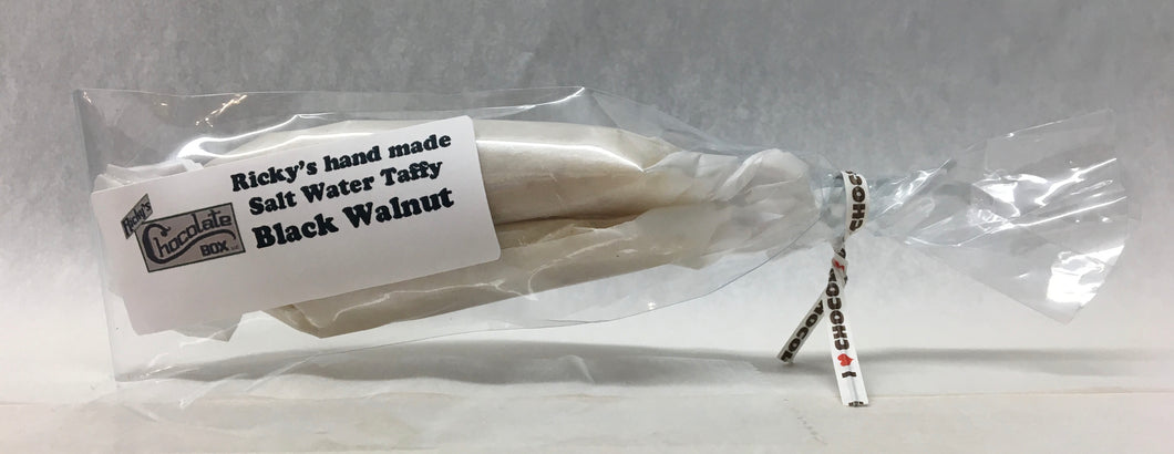 Black Walnut Salt Water Taffy