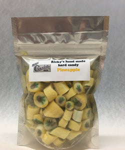 Pineapple Hard Candy