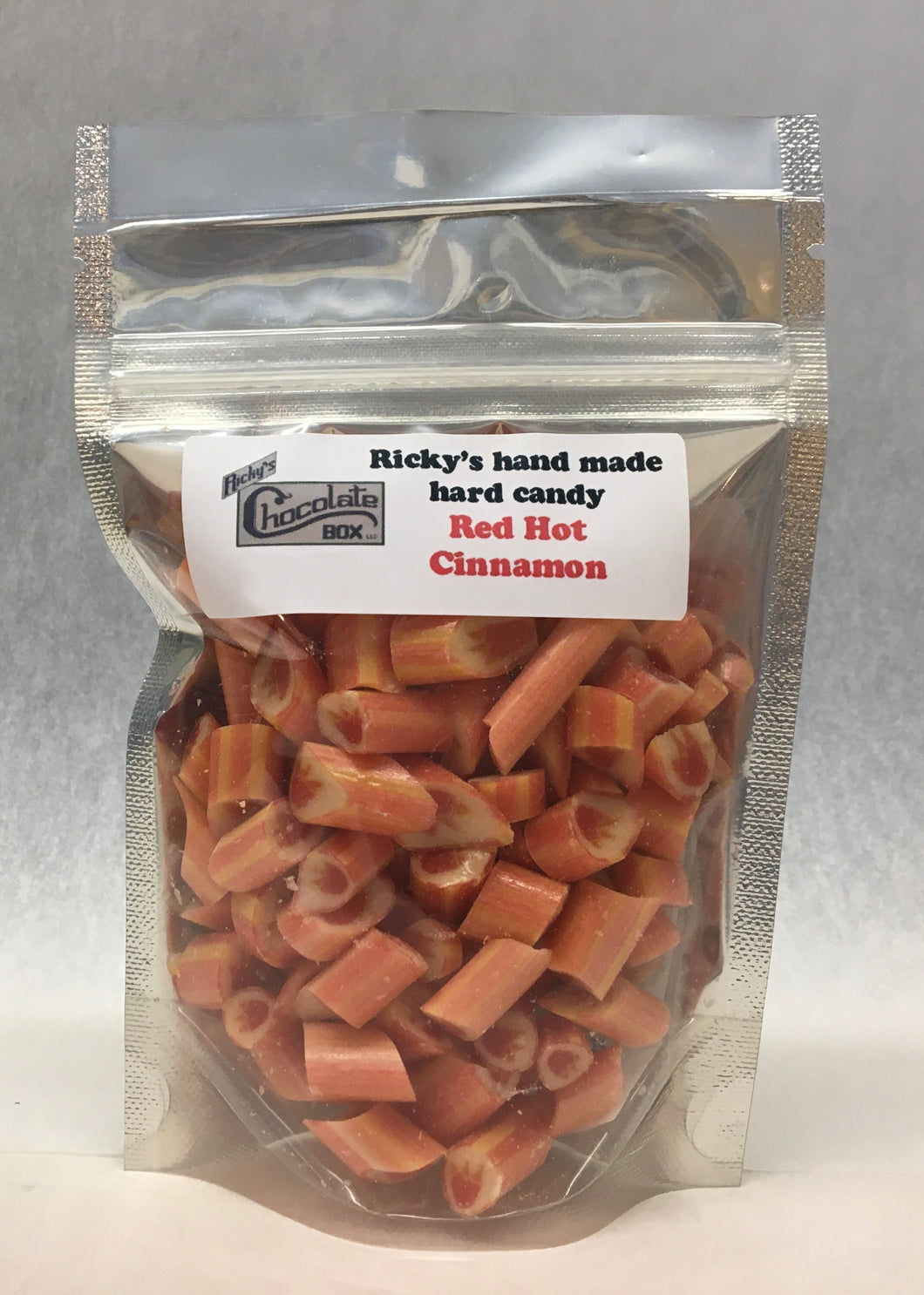 Red Hot Cinnamon Hard Candy