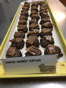 Toffee Crunch Turtles