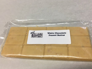 White Chocolate Peanut Butter Bar
