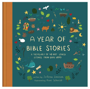 Book - A Year of Bible Stories