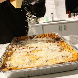 Lasagne with Chiara from Italy - On Monday