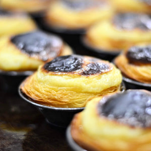 Pastel de Nata with Joao from Portugal