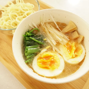 Tsukemen Soup for Ramen with YUCa from Japan