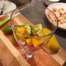 Load image into Gallery viewer, Ceviche with Eduardo from Mexico