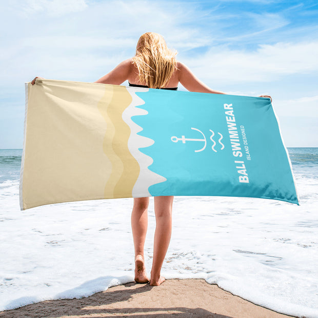 Bali Swimwear Beach Towel