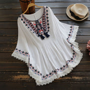Retro Boho Style Cover Up