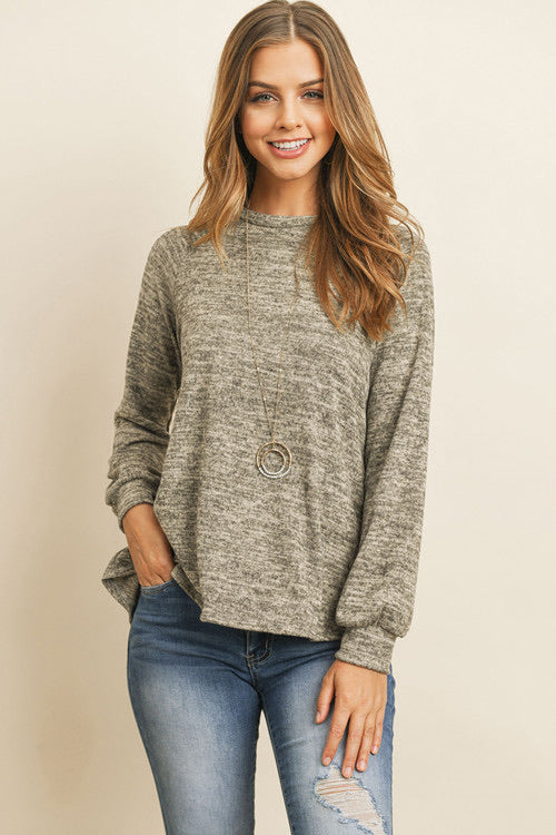 The Amelia Sweater