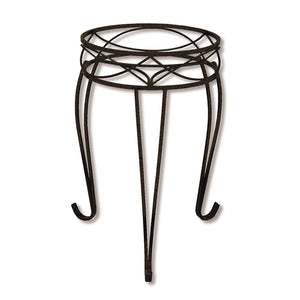 Plant Stand, Chelsea Wrought Iron 21""