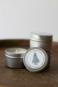 Candles, Wandering Lark Holiday Scents