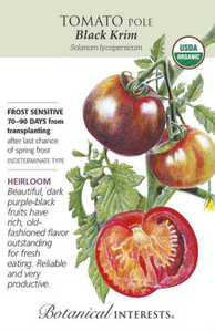 Tomato, Pole - Black Krim