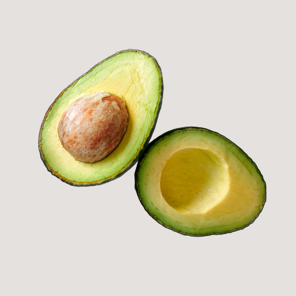 Hass Avocado Cut