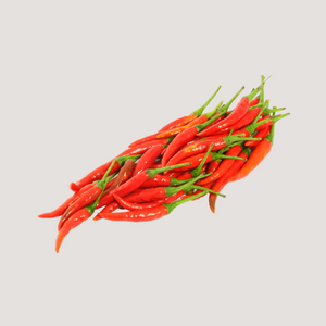 Chillies, Red Long