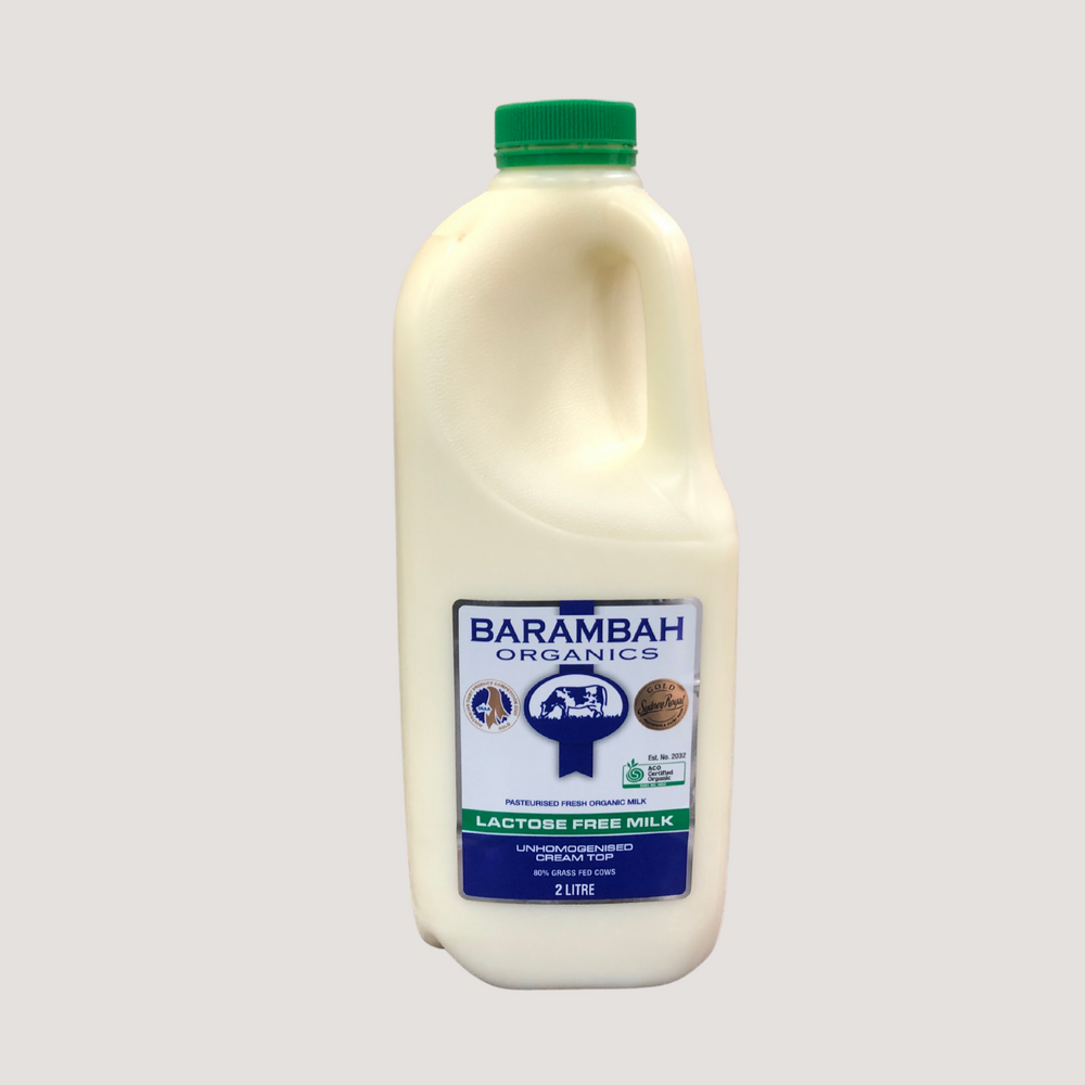 Load image into Gallery viewer, Milk, Barambah, Lactose Free, Organic