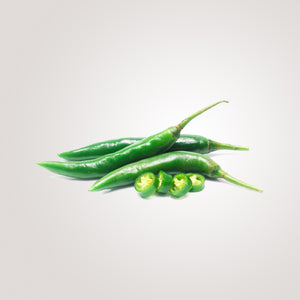Chilli, Green Long