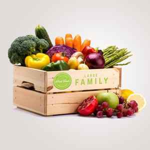 Fruit & Vege Box, Large Family