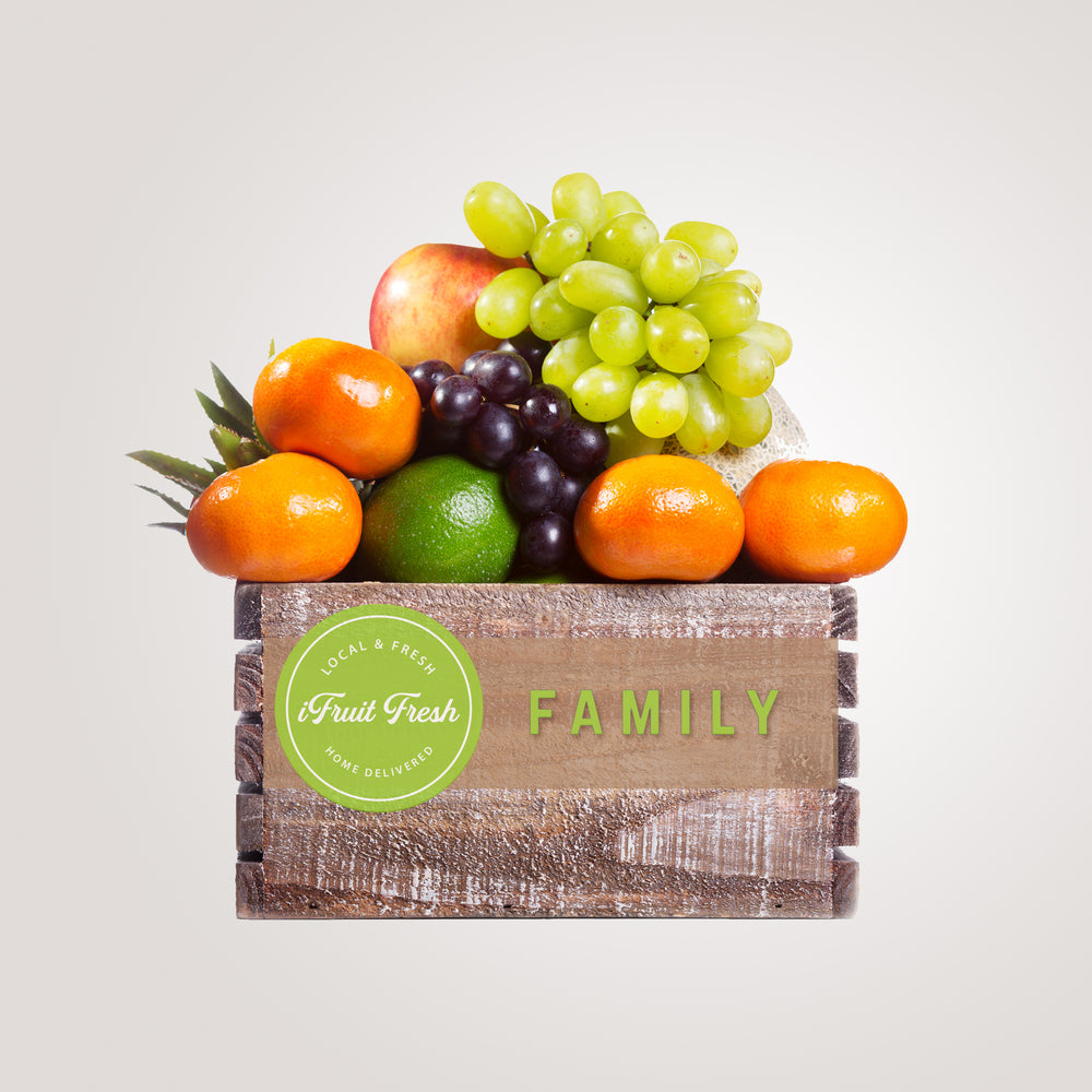 Fruit (Only) Box, Family Size