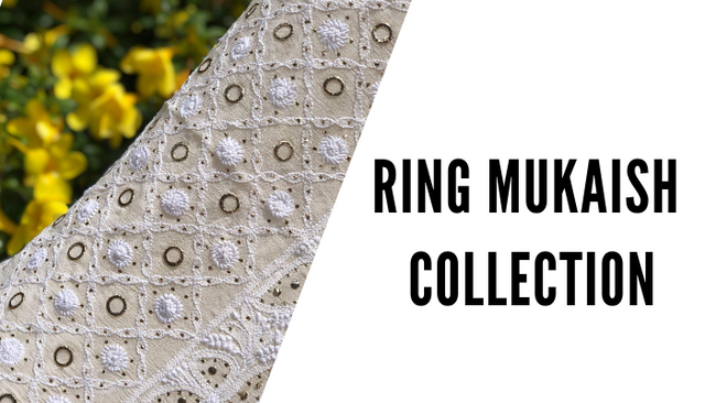 Ring Mukaish Collection
