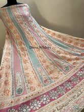 Load image into Gallery viewer, Multicolour Chikankari & Gota Patti Anarkali Suit - Dress365days