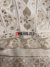 Load image into Gallery viewer, Ivory Gota Patti Chikankari Suit Suits