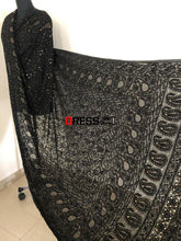 Load image into Gallery viewer, Chikankari dupatta