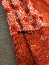 Load image into Gallery viewer, Net Daaman Cotton Chikankari Kurti Fabric