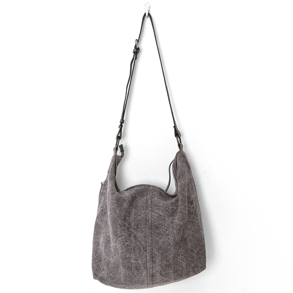Urban Jute Slouchy - Dark Grey