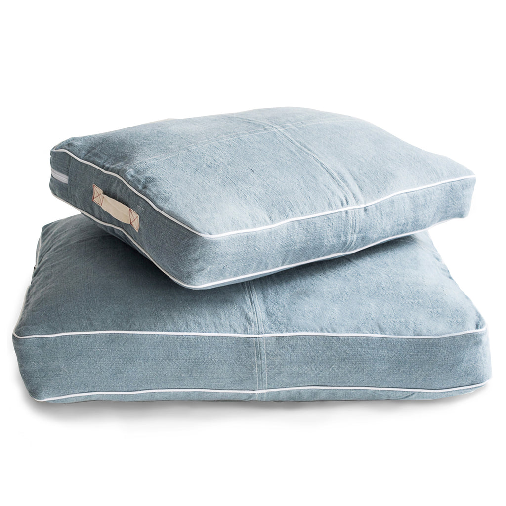 Pet Bed Large - French Blue