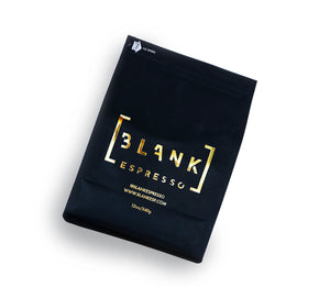 Blank Blend Coffee Beans