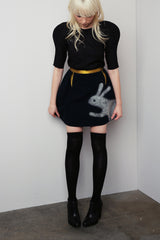 rabbit skirt