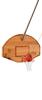 Basketball Toss Wall Game