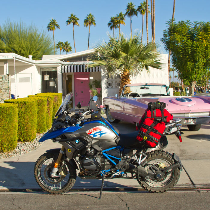 Wolfman Motorcycle Luggage - Premium Motorcycle Bags Made in the USA