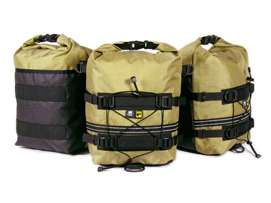 Limited-Edition ADV Pulse Rolie Luggage Set